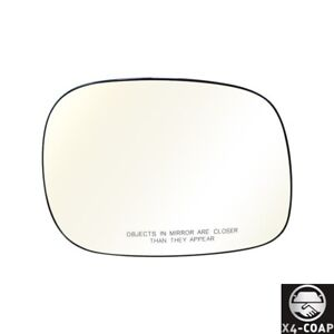Front Right Passenger Side Door Mirror Plate For Dodge Ram 1500 2500 3500