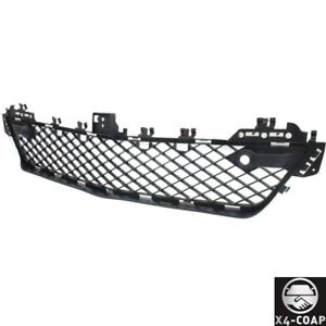 Front Bumper Grille For Mercedes Benz C350 C300 C250 12 15 With Parktronic Hole