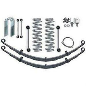 Rubicon Express 3 5 Inch Super Ride Suspension Lift Kit With Shocks Re6026m