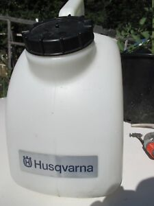 Husqvarna 371k Walk Behind Saw Water Tank Plus
