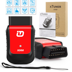Obd2 Scanner Car Dpf Epb Srs Abs Epb Bluetooth Diagnostic Tool For Android X500
