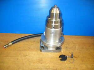 Moore Jig Grinder High Speed Grinding Spindle 175k V 1521 superb