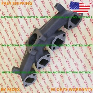 4d95 Exhaust Manifold Fits For Komatsu Pc60 5 Pc60 6 new free Shipping