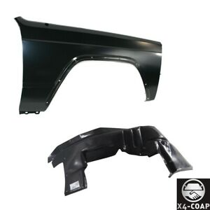 Front right Fender Splash Shield For Jeep Comanche wagoneer cherokee