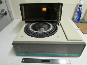 Beckman System Gold Autosampler 507 Powers Up Hplc Laboratory