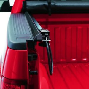 Lund 96056 Genesis Roll Up Tonneau Cover For 2001 2004 Nissan Frontier 6 5 Bed