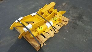 New 12 X 42 Heavy Duty Hydraulic Thumb For Caterpillar Excavators
