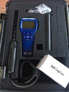 Tsi 7525 Iaq calc Indoor Air Quality Meter
