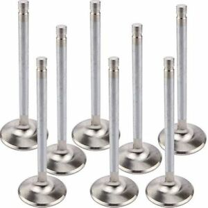 Manley 11515 8 Race Master 1 880 Exhaust Valves For Big Block Chevy