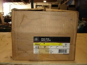 nib Ge Heavy Duty Safety Switch Th3223 nib