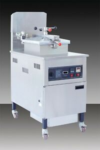 New 24l Commercial Electric Pressure Fryer Free Delivery From North Carolina Us