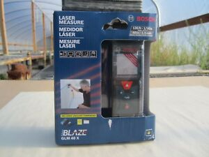 Bosch 135 Ft Laser Measure Glm 40 X