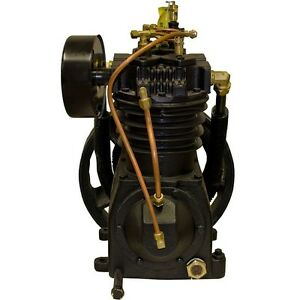 Kellogg american 335 3 8 Hp Air Compressor Pump 28 Cfm L800002