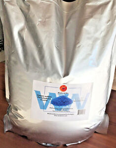 Copper Sulfate Pentahydrate Crystals 20 Lbs Bag 5 Lbs Bottle Bundle Package