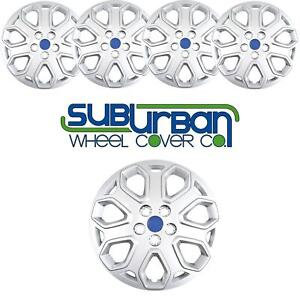 2012 2013 2014 Ford Focus Se 463 16s 16 Replacement Push On Hubcaps New Set 4