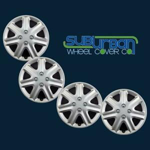 2003 2005 Honda Civic Style B8902 15s 15 Hubcaps Wheel Covers New Set 4