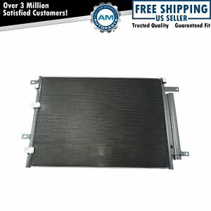 Ac A c Air Conditioning Condenser With Receiver Drier For Chrysler 200 New