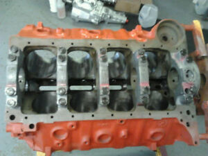 Gm 3963512 Engine Block 454 Ls6 Copo Yenko 427 512 Block 4 Bolt Choose Date