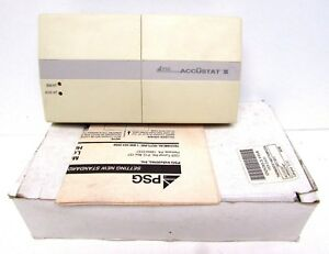 Psg Accustat Thermostat Heat Pump Low Voltage Lhp ah22 With Box