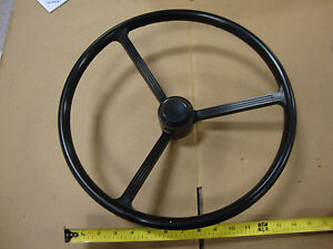 2000 3000 4000 4200 5000 5200 5600 6600 Ford Tractor Steering Wheel 15 Row Crop