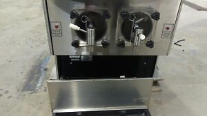Lancer Fbd Fcb Slurpee Icee Slush Slushy Slushie Machine 2 Barrel 2 Flavors