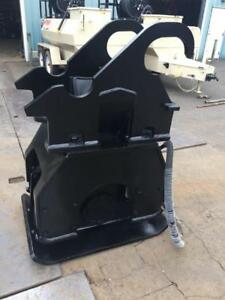 Cat Hydraulic Plate Compactor