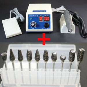 Dental Lab Marathon Electric Micromotor Polishing Unit N3 35k Rpm Handpiece