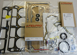 06 12 Lq4 Lq9 6 0l Gen Iv Block Mls Engine Gasket Seal Set Ls9 Head Gm felpro