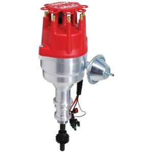 Msd Ignition 8354 Pro billet Ready to run Distributor For Ford 351w
