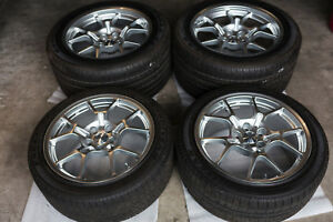 Ford Gt40 Bbs Oem Wheels And Tires Goodyear Eagle F1 Supercar
