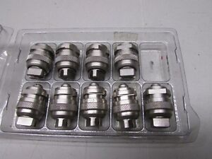 Tee Jet Nozzle 6503 With Screen Lot Of 9