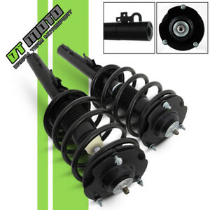 Pair 2 Front Complete Strut Spring 1996 2007 Ford Taurus Mercury Sable 171615