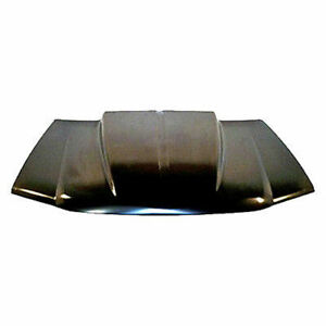 Goodmark Cowl Induction Steel Hood 2 Inch Rise Fits Colorado Canyon Efxcol04v1