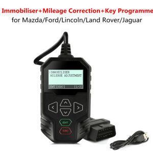 Car Key Programmer Odometer Correction For Mazda Ford Lincoln Land Rover Jaguar