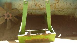 John Deere 4010 Front Weight Bracket