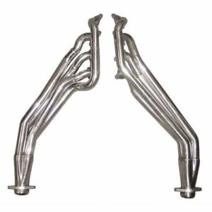 Pypes Performance Exhaust Hdr78s Long Tube Headers For 2015 2017 Ford Mustang