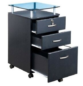Hanging File Cabinet Small Filing Wood With Lock Rolling 3 Drawer Office Caster