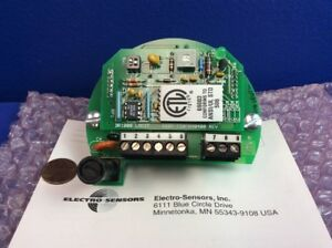 Electro sensors Dr 1000 Motion Control Speed Switch Pcb Assembly