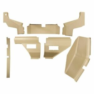 Compatible With John Deere 6000 Series Plastic Lower Cab Kit Mid s n 131952 1