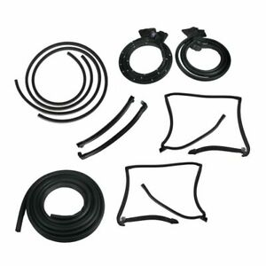 T Top Weatherstrip Replacement Rubber Seal Kit Set For Monte Carlo Grand Prix