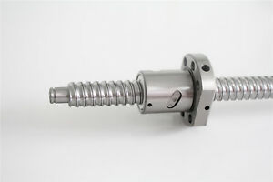 Sfu1605 750 Ballscrew For Cnc End Machining Rm1605 Ball Screw W Ballnut