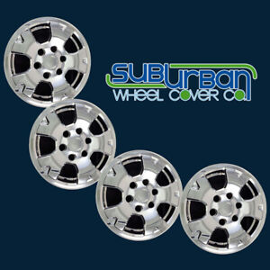 2005 2015 Toyota Tacoma 4x4 6946p C 16 5 Spoke Chrome Wheel Skins New Set 4