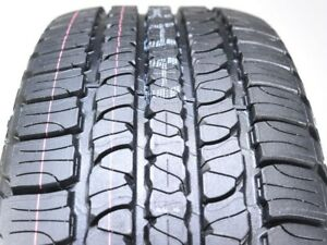 2456517 245 65r17 Goodyear Fortera Hl Blackwall 105t New Tire S Qty 1