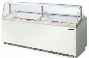 Turbo Air Ice Cream Dipping Cabinets Tidc 91g