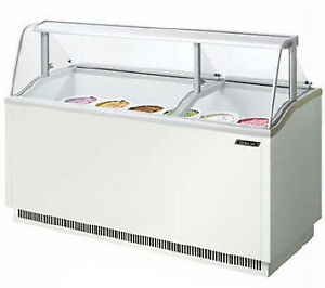 Turbo Air Ice Cream Dipping Cabinets Tidc 70w