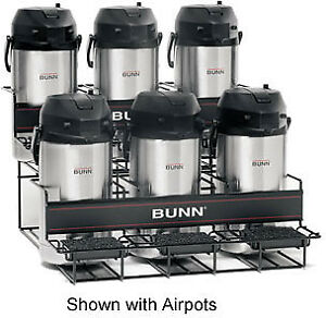 Bunn Universal Airpot Racks univ 6 0005 airpots Sold Separately