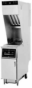 Wells Vcs2000 Ventless Open Fryer W auto Wvae 55fc