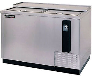 Continental Draft Beer Cooler 79 Wide Cbc50 ss