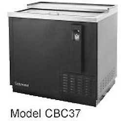 Continental Draft Beer Cooler 69 Wide Cbc37