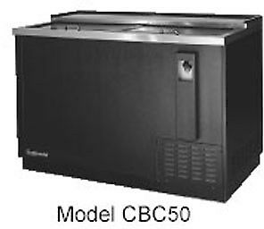 Continental Draft Beer Cooler 90 Wide Cbc50 dc